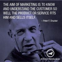 drucker marketing